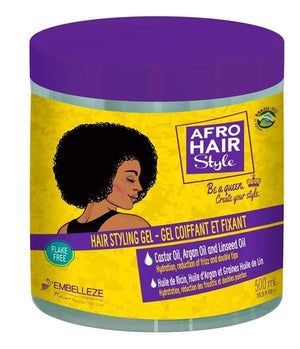 Embelleze Afro Hair Styling Gel 500ml