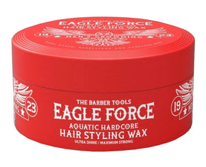 Eagle Force Aquatic Hard Core Hair Styling Wax Maximum Strong 150 ml