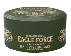 Eagle Force Matte Grease Hair Styling Wax High Hold 150 ml