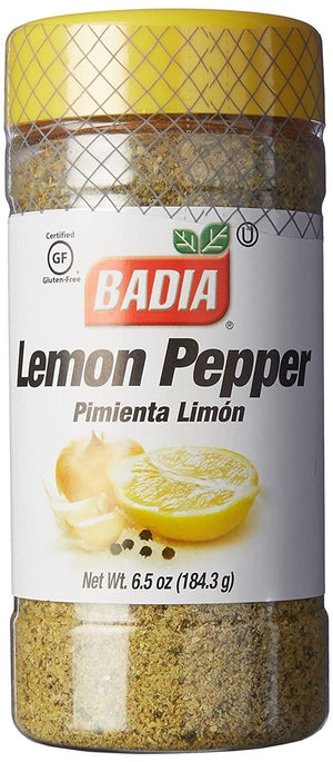 Badia Lemon Pepper 184.3 g
