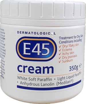 E45 Moisturising Cream 500 ml
