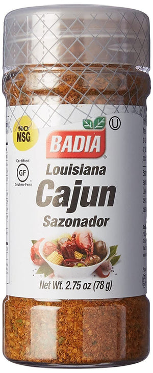 Badia Louisiana Cajun Seasoning 78 g