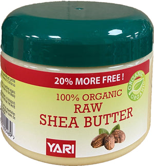 Yari Raw Shea Butter 300 ml