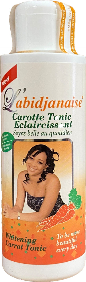 L' Abidjanaise Whitening Tonic 125 ml
