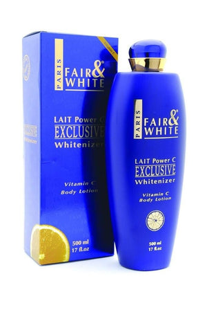 Fair and White Exclusive Whitenizer Vitamin C Body Lotion 500 ml