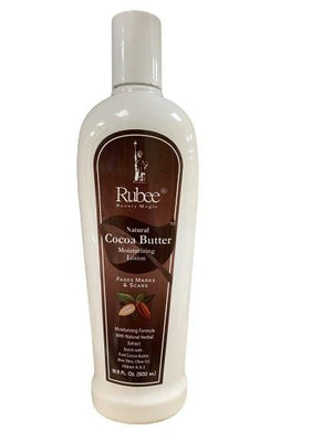 Rubee Cocoa Butter Moisturizing Lotion 500 ml
