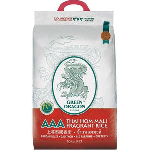 Dragon Green Pandan Jasmin Perfumed AAA 10 kg