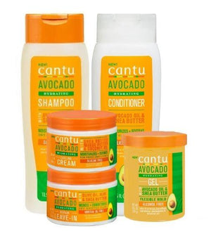 Cantu Avocado Hydrating Treatment Set