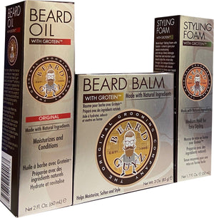 Guyz Beard Set