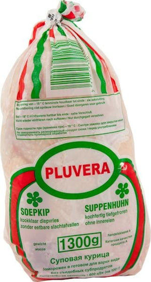 Strong Chicken Pluvera 10 x 1300 g