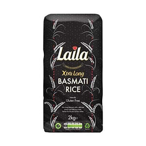Laila Xtra Long Grain Rice 2kg