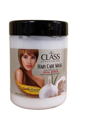 AC Class Hair Care Mask Garlic Extract Total Repair 1000 ml - Africa Products Shop