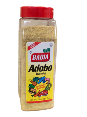 Badia Adobo Seasoning Pepper 907,2 g - Africa Products Shop