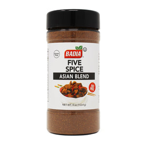 Badia Five Spice Asian Blend 113.4 g - Africa Products Shop