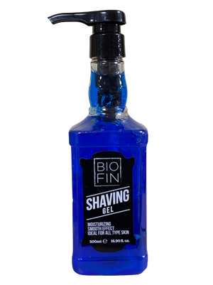 Biofin Shaving Gel 500 ml - Africa Products Shop