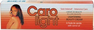 Caro Light Lightening Beauty Cream Carrot oil 30 ml - Africa Products Shop