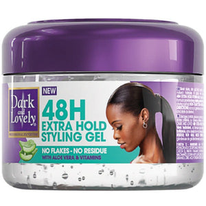Dark Lovely 48H Extra Hold Styling Gel 250ml - Africa Products Shop