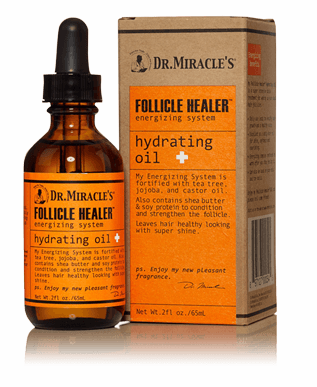 Dr. Miracle's Follicle Healer Hydrating Oil 59 ml
