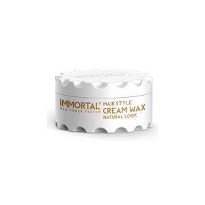 Immortal Hair Style Cream Wax Natural Look150 ml - Africa Products Shop