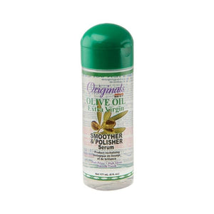 Organics Olive Oil Extra Oil Extra Virgin Smoother and Polisher Serum 177 ml - Africa Products Shop