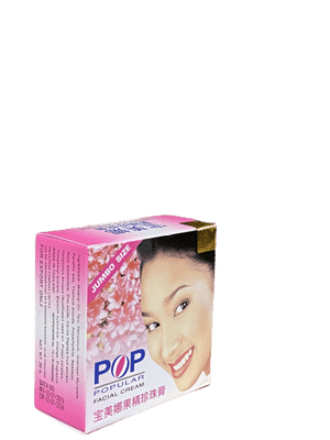 POP Facial Cream 20g - Africa Products Shop