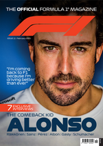 Official F1® Magazine Subscription