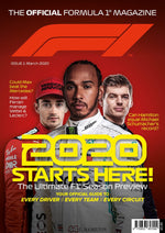 F1® Magazine Issue 1 - The F1 Magazine