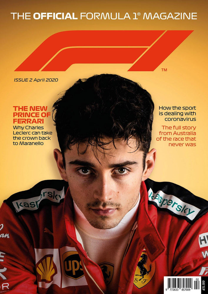 F1® Magazine Issue 2 - The F1 Magazine