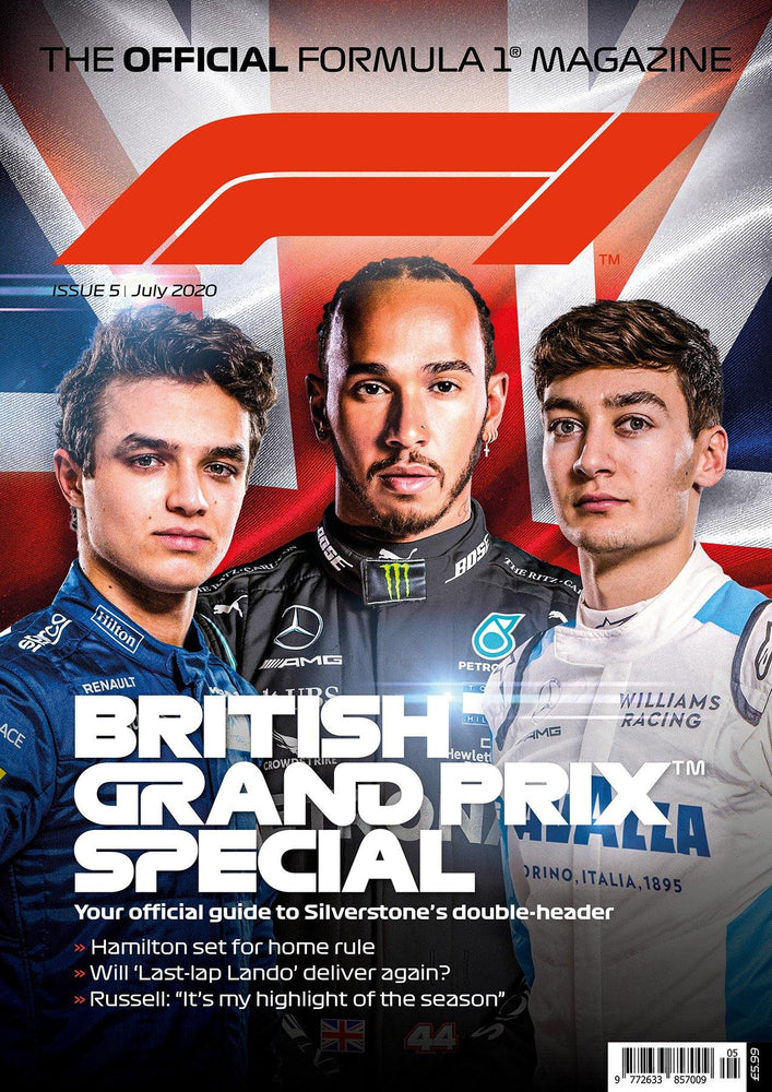 F1® Magazine Issue 5 - The F1 Magazine