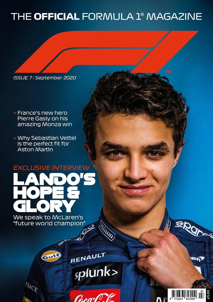F1® Magazine Issue 7 - The F1 Magazine