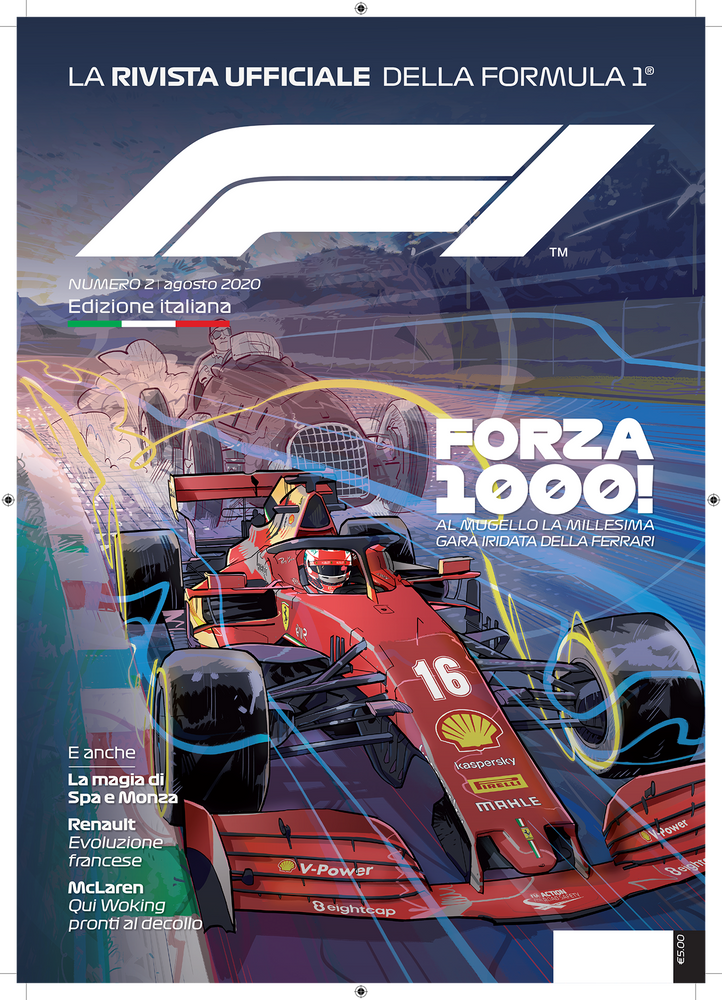F1 Magazine Italian Issue 2 - The F1 Magazine