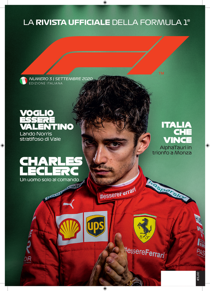 F1 Magazine Italian Issue 3 - The F1 Magazine