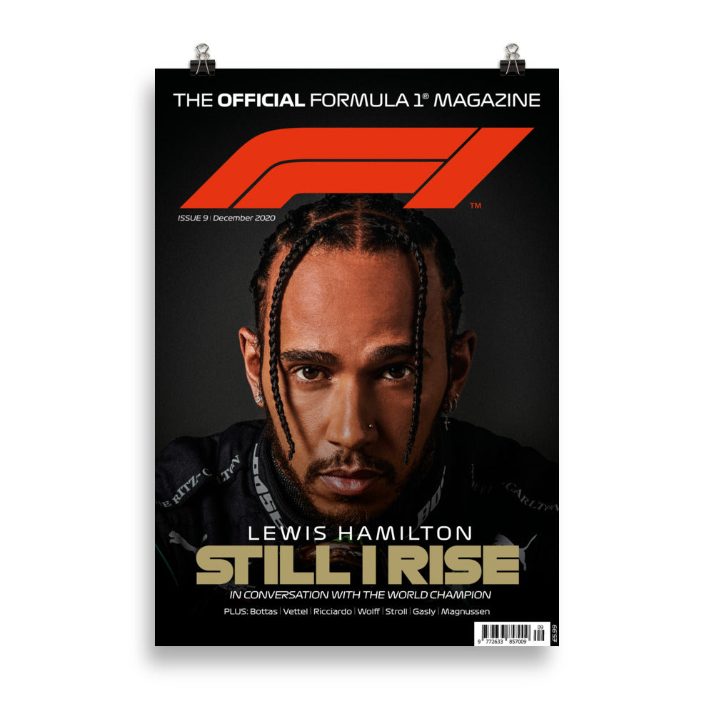 F1® Magazine Issue 9 Poster
