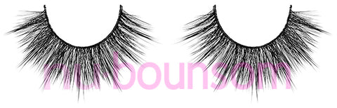 nubounsom serengeti silk 3d false eyelashes