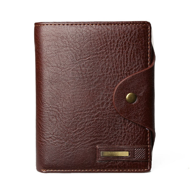 Men's Elegant Leather Wallet