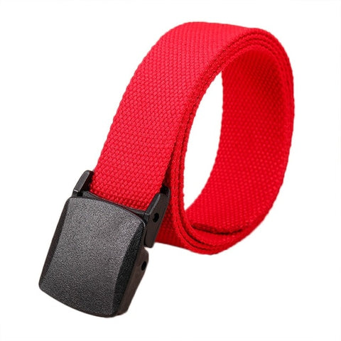 Fashion Canvas Casual Belt