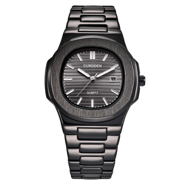 Luxury Stainless Analog Watch