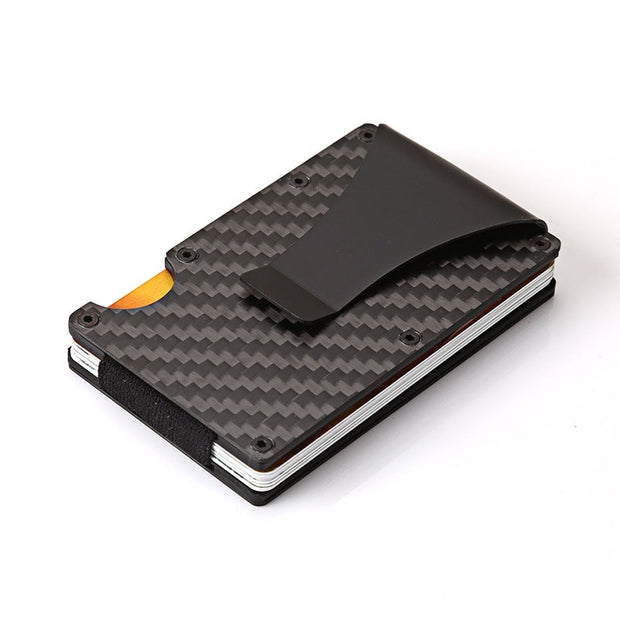 Credit Card Clip Holder Wallet