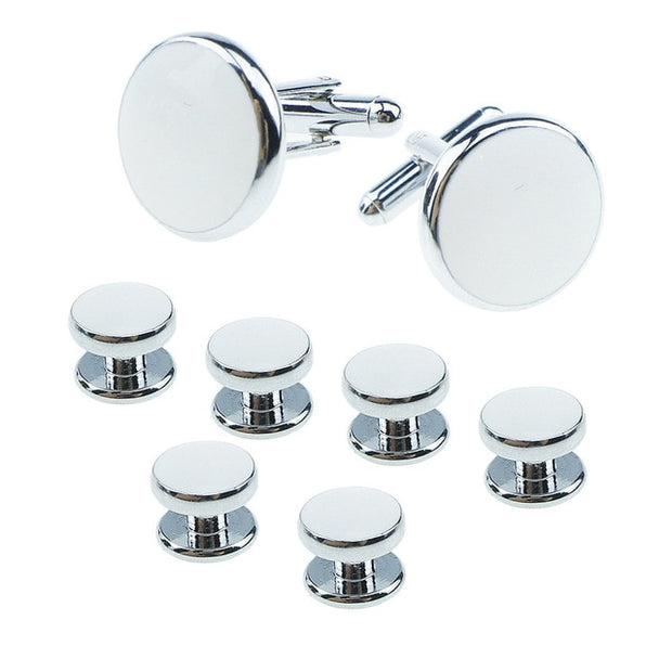 Trendy Cufflinks and Tuxedo Studs