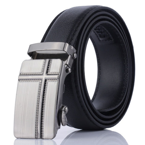 Luxury Leather Belt for Men