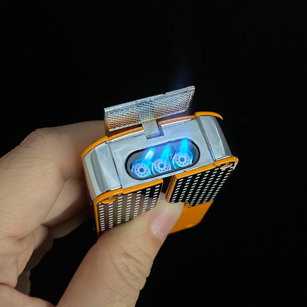 Metal Cigar Lighter Accessory