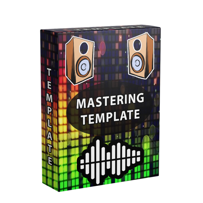 mastering template preset chain logic pro x fl studio ableton pro tools waves