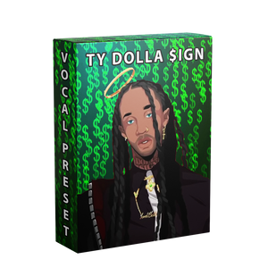 Ty Dolla $ign Vocal Preset
