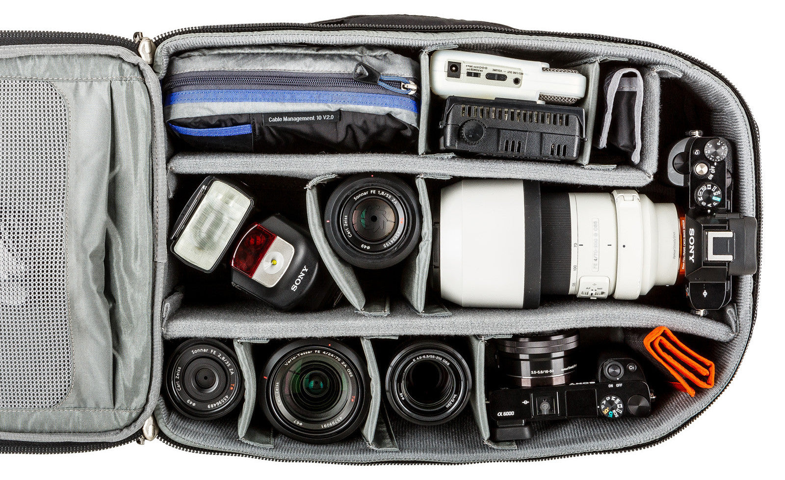 Sony Camera Bags • T...C 17 Takeoff Video