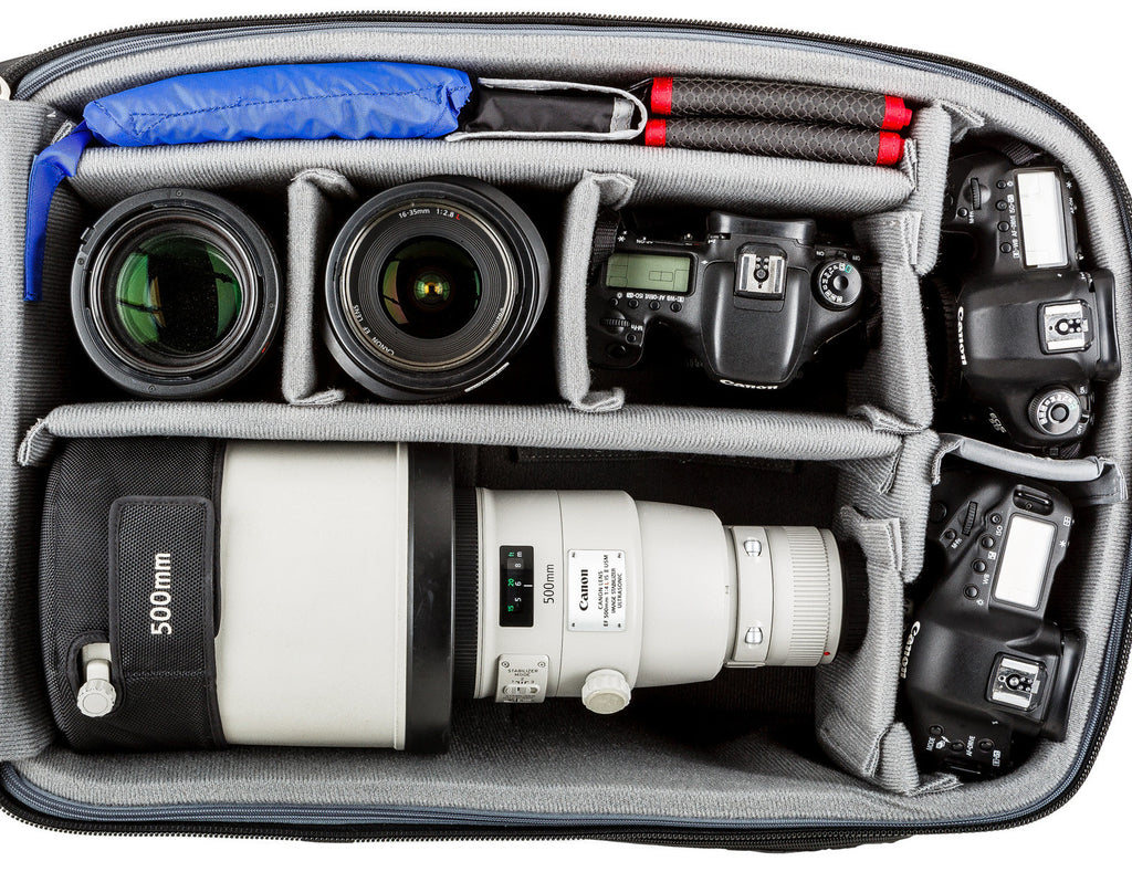 Best Canon Camera Bags - 5D Mark III, 80D, 1DX Mark II • Think ...
