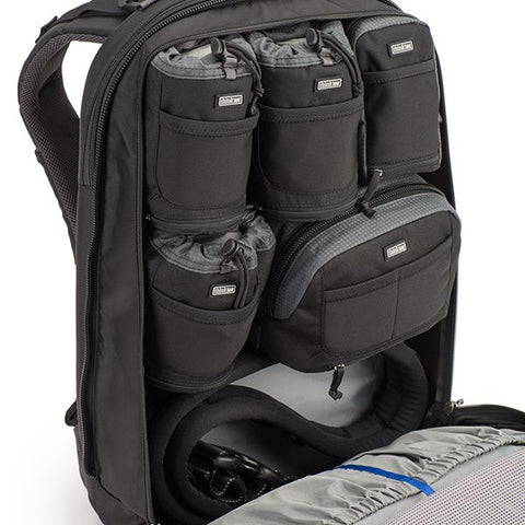 Award-Winning Shape Shifter Expandable Backpack Updated and 'Naked' Option Added