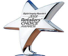 Digital Imaging Reporter's Retailer's Choice Award - Best Camera Bag Series 2018