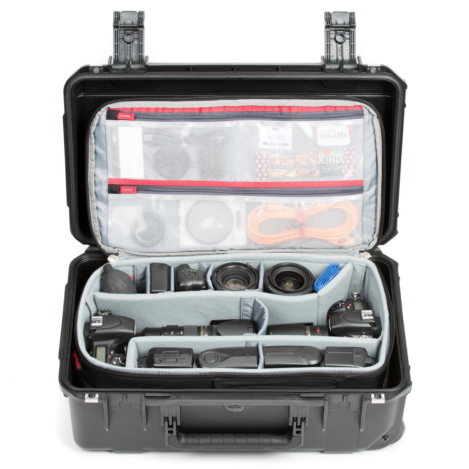 SKB Cases 5DV-221712TT Think Tank Professional Camera Case Black//Gray