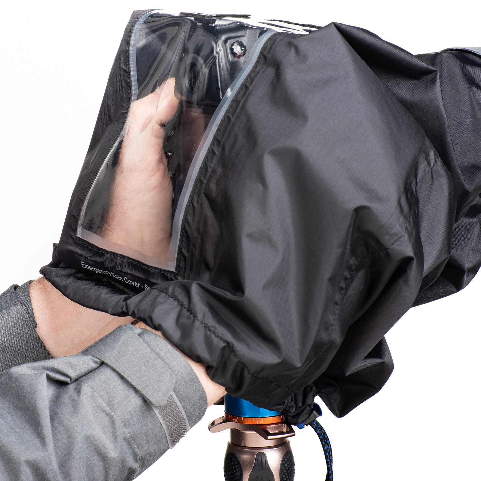 Emergency Rain Covers protect your DSLR and Mirrorless