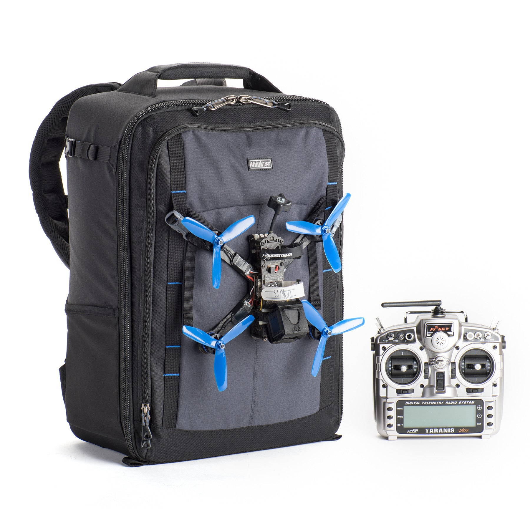 Fpv Airport Helipak Backpack Is Built To Transport Your